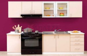 Κουζίνα με επιλογή χρώματος