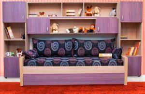 Παιδικό δωμάτιο καναπές κρεβάτι