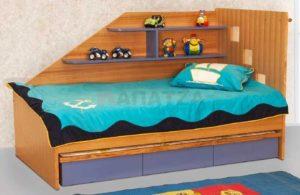 Παιδικός καναπές κρεβάτι