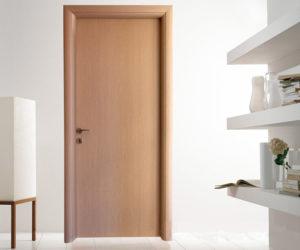 Πόρτα Εσωτερική σε Ανοιχτό Χρώμα Δρυός