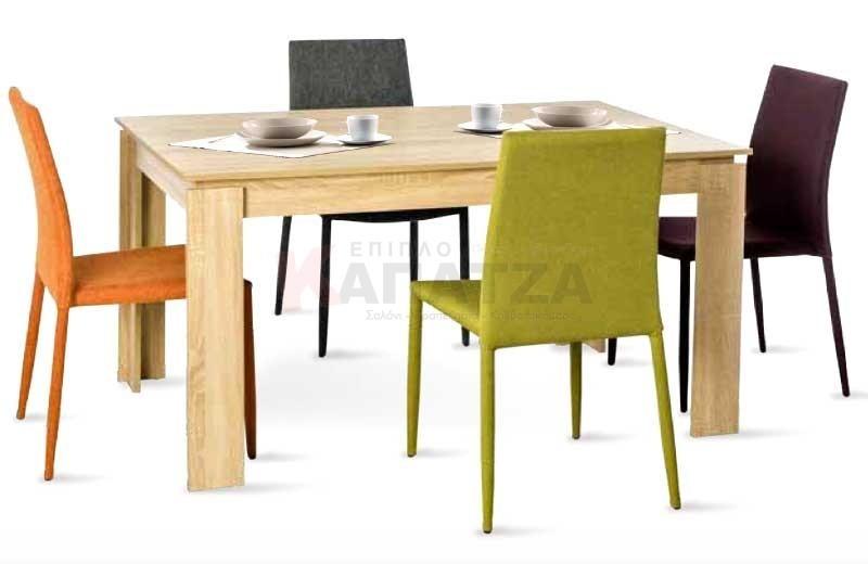 Τραπεζαρία με 4 καθίσματα