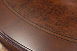 Στρογγυλό τραπέζι κλασικό
