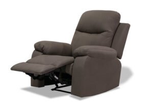 Πολυθρόνα με ανάκλιση και υποπόδιο