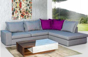 Γωνιακός Καναπές σε Μοντέρνο Σχεδιασμό