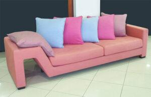 Ανάκλιντρο – καναπές ιταλικού τύπου