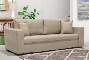 Καναπές με συρόμενο μηχανισμό κρεβατιού