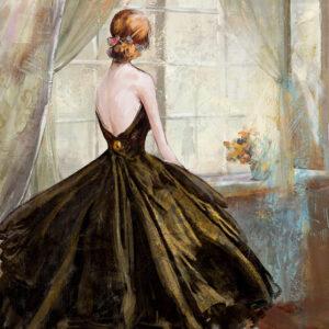 Πίνακας τοίχου Γυναικεία φιγούρα