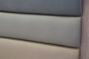 Κρεβατοκάμαρα σε δρυ με Τεχνόδερμα και λάκα