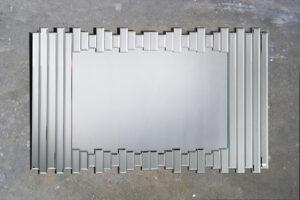 Χειροποίητος Καθρέπτης σε ασύμμετρο σχεδιασμό